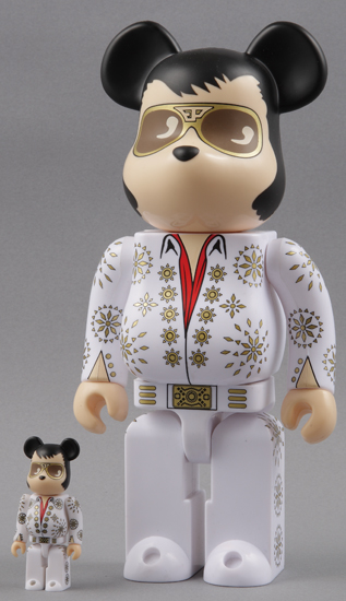 Elvis 30th Anniversary 400%