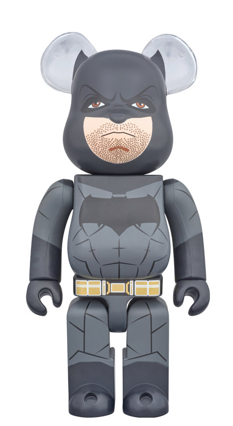 Bearbrick Batman [Batman v Superman: Dawn of Justice] (1000%)