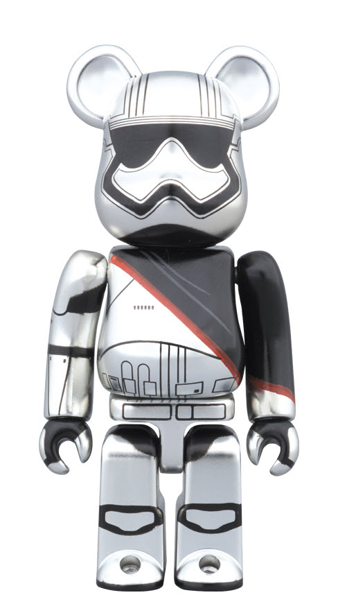 Bearbrick Captain Phasma (100%)