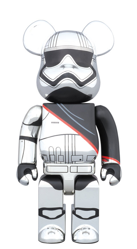 Bearbrick Captain Phasma (400%)