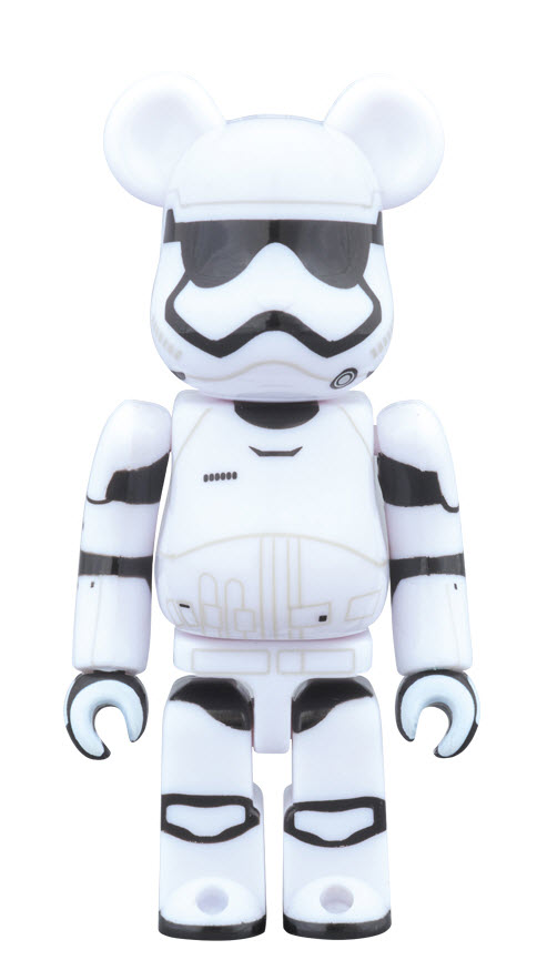 Bearbrick First Order Stormtrooper (100%)