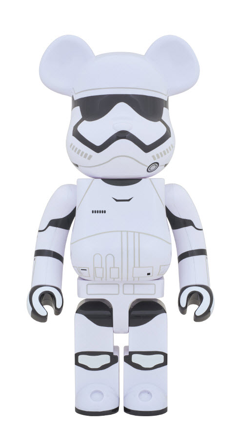 Bearbrick First Order Stormtrooper (1000%)
