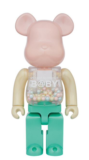 Bearbrick My First Be@rbrick B@by [1st Color - Pearl Ver.] (400%)